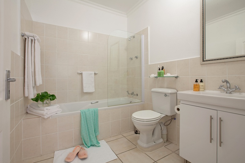 bathroom for vacation rentals in cape town paperbark manor